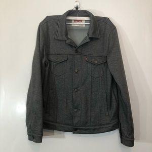 Levi's Men's Soft Shell Trucker Jacket Size XLarge